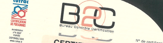 Certification B2C Cyril ALLOUCH